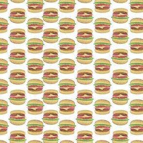 Tiny Hamburgers