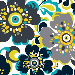 Floral Whimsy Tantalizing