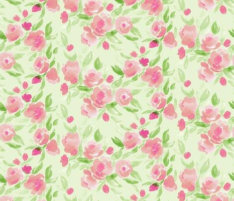 Rwatercolorfloralpinkpalegreen_shop_preview