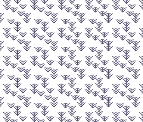 Giver in Coal fabric by house_designer on Spoonflower - custom fabric