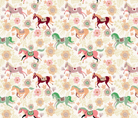 Derby Day fabric by mabletandesigns on Spoonflower - custom fabric