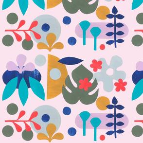 urban botanical camouflage