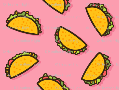 Taco Party Pink