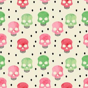 Skull-o-melon