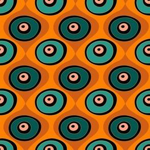 Retro circles #1