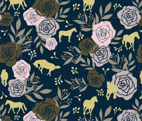 Derby Day fabric by kristimichellewelch on Spoonflower - custom fabric