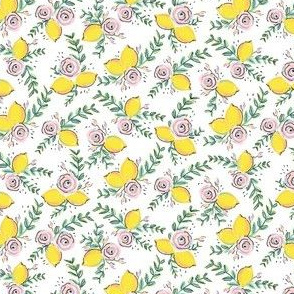 Sweet Spool Designs Lemon Rose small