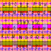 3-alphabet PINK-1