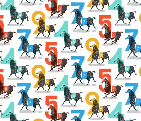Race-horses_color_numbers_flat_shop_preview