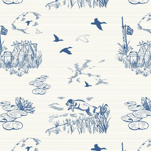 Boykin Hunt Test Toile Blue_2x
