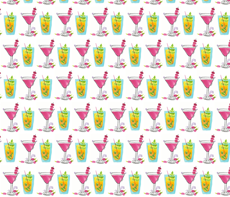 julep julep julep fabric by annelise_anne on Spoonflower - custom fabric