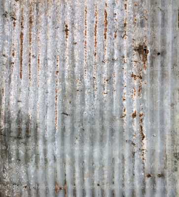 Farmhouse Rustic Currogated Metal