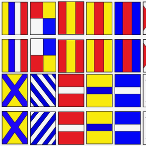 small number flags