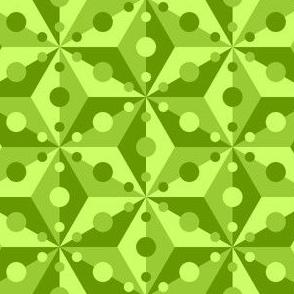 07375534 : SC3C spotty : moss green