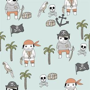 pirates coordinate pirate quilt fabric nursery