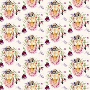 "1.5"" Boho Lilac Tiger - Ivory"