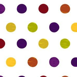 Pie Dots Multi-Colored