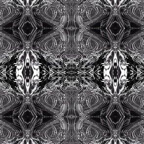 Noir damask