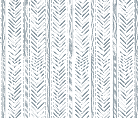 Farmhouse Herringbone // by Sweet Melody Designs fabric by sweetmelodydesigns on Spoonflower - custom fabric