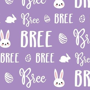 Easter Personalized Name Baby - Bree