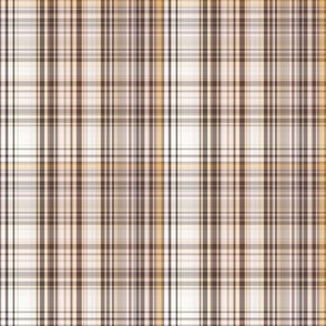 F-Brown Plaid