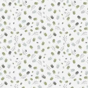 Sprig pattern