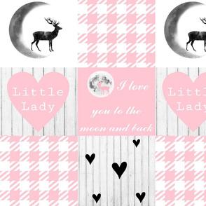 Little lady - moon deer