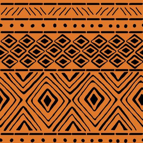 Rornate-mud-cloth-orange_shop_preview
