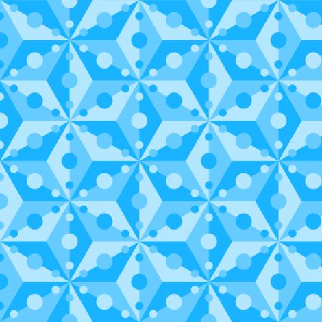 07378852 : SC3C spotty : sky blue fabric by sef on Spoonflower - custom fabric
