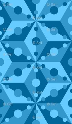 07378853 : SC3C spotty : prussian blue