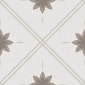 Bandana Bloomers: Warm Grey