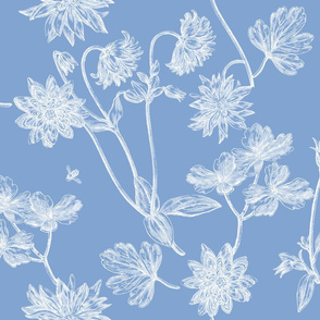 Jacomina Toile blueberry 2
