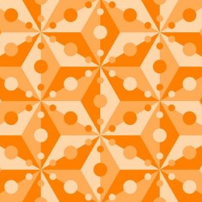 07379481 : SC3C spotty : orange peach