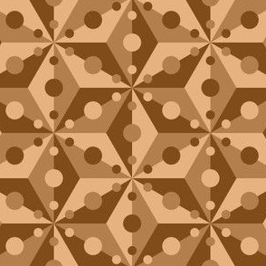 07379575 : SC3C spotty : fawn brown