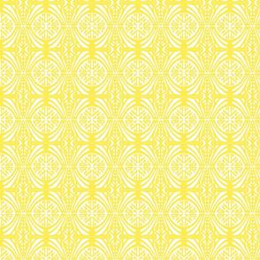 Katie Shepard Hinge Yellow Reverse