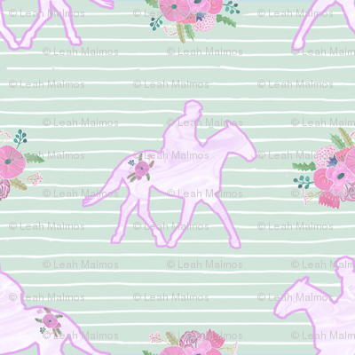 Floweryhorse_onstripe1_preview