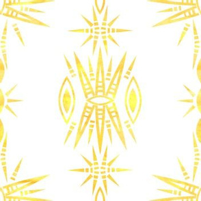 Mila Burst white Dandelion