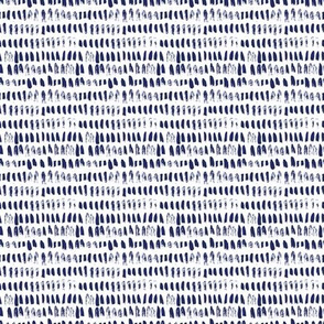 Blue and White China stripes _2