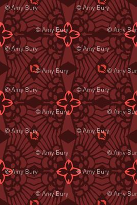 Flower_ArtDeco_Monochrom_Pattern-01