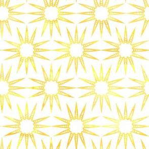 Mila Sun White Dandelion