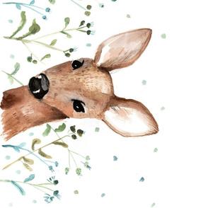 the deer border