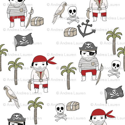 pirates quilt cute coordinate nursery pirate theme