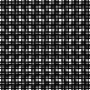 kariran (black/white)