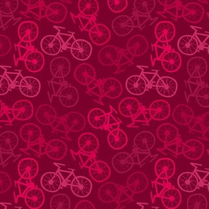 Cycling in Pink