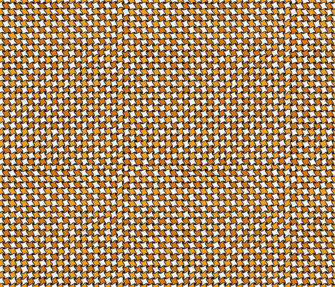 Go Home, Graph Paper, You're Drunk - Gold fabric by antieuclid on Spoonflower - custom fabric