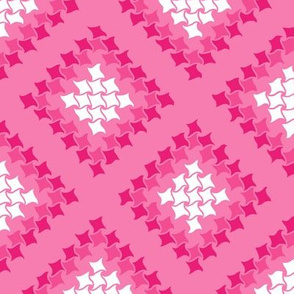 Go Home, Graph Paper, You're Drunk - Bright Pink