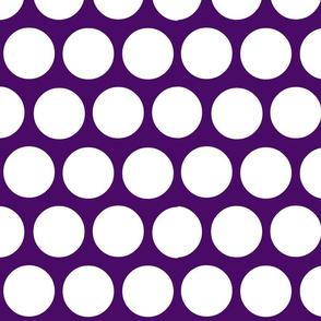 polka dot lg-ultra violet
