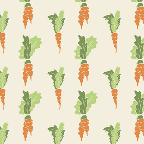 Carrots and More Carrots