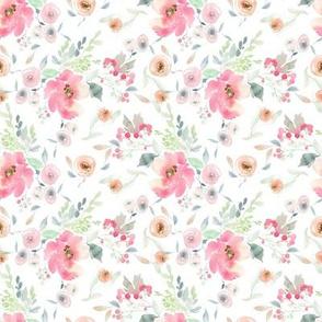"""4"""" Pink Sugar Blooms"""