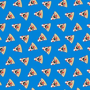 "(3/4"") Pizza Shark - 2 blue (90) C18BS"